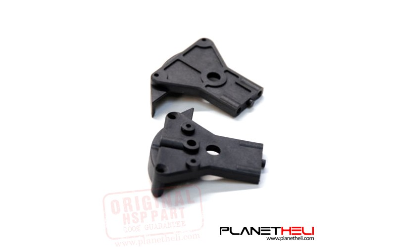 HSP Part Front Rear Centre Diff.Mount 1:10 RC Nitro CAR BUGGY MONSTER 02006