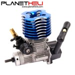Taiwan Vertex VX18 Nitro Engine with Pull Starter for RC Car 1:10 Buggy, Monster and Truggy