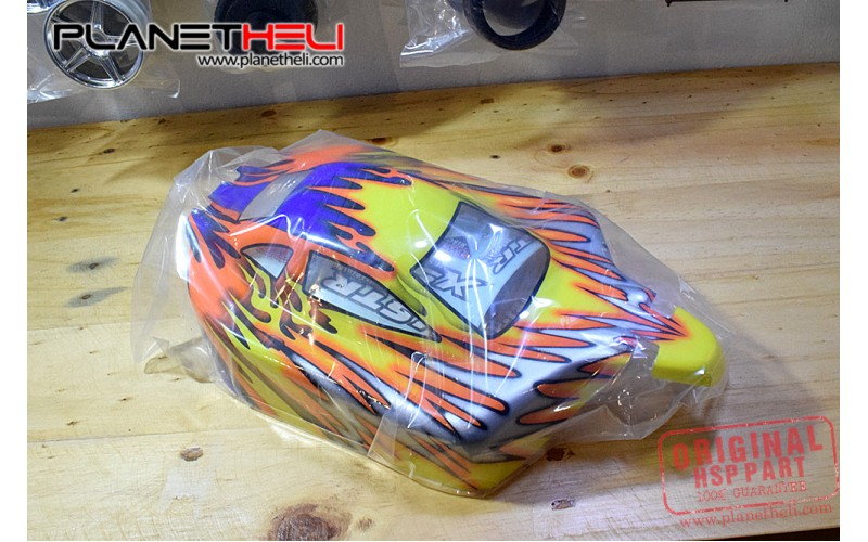 HSP Part RC 1:10 Racing Buggy Body 10706