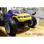 HSP RC Monster Truck BRONTOSAURUS 4wd FULL Propo 1/10 Scale EP RTR Ready To Run with 2.4Ghz Remote Control