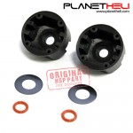 HSP Part Differential Case with Two rings and Steel washers 1:10 RC Cars 02039