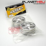 HSP Part Front Wheel Rim 1:10 RC Buggy 06008P