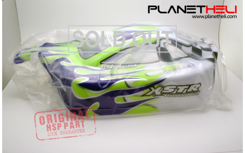HSP Part RC 1:10 Buggy Body 66002