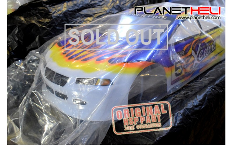 HSP Part RC 1:10 Racing Drift Body 01018