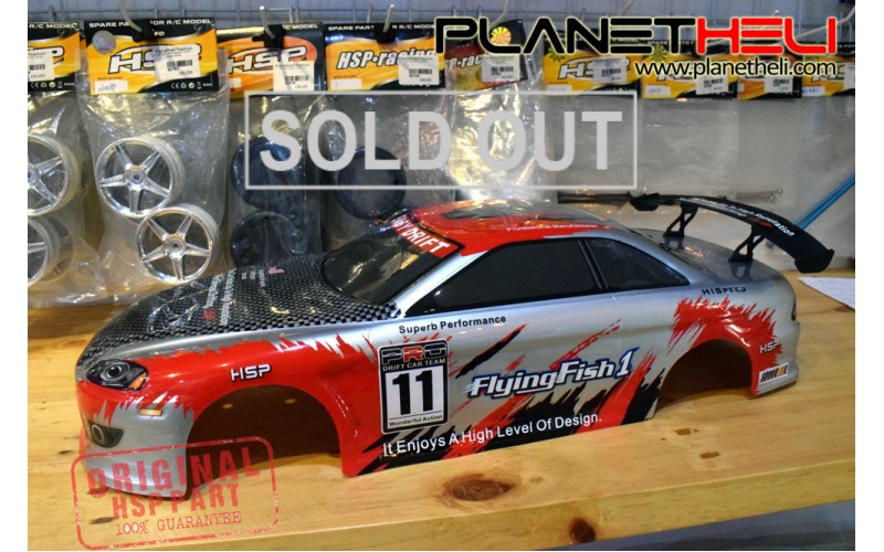 HSP Part RC 1:10 Racing Drift Body 01020