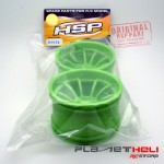 HSP Part Wheel Rim Green 1:10 RC Monster truck Car Parts 08008N