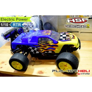 HSP RC Car Truggy Tribeshead2 4wd FULL Propo 1/10 Scale EP RTR Ready To Run with 2.4Ghz Remote Control