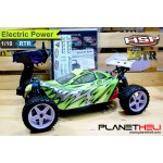 HSP RC Car XSTR Buggy 4wd FULL Propo 1/10 Scale EP RTR Ready To Run with 2.4Ghz Remote Control