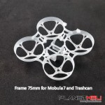 Happymodel V3 Frame 75mm 2s whoop Frame for Mobula7 and Trashcan