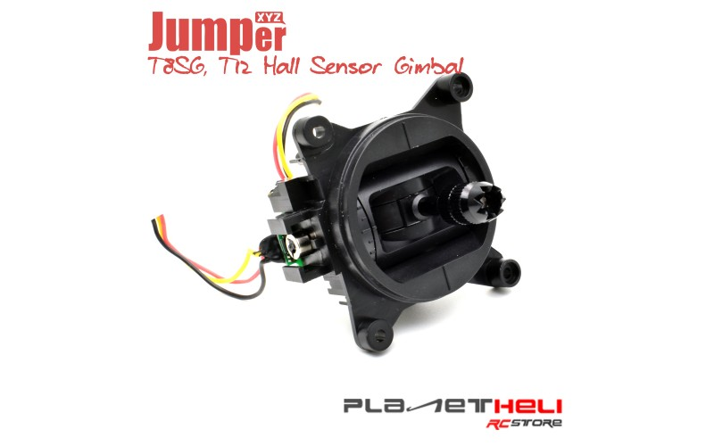 Jumper v2 HALL Gimbal for T8SGv2 & T12 series radios