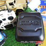 Jumper Carbon Finish Protective Case for T8SG, T8SGv2 & T12 Series Radios - Black
