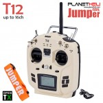 Jumper T12 OpenTX up to 16ch transmitter Radio with JP4-in-1 Multi-protocol RF Module
