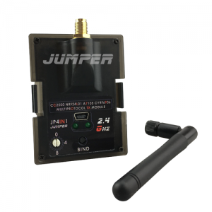 JUMPER JP4IN1 Multi Protocol for Radio Transmitter Module for FrSky, JR, and more