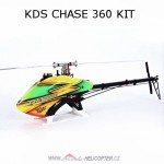 KDS CHASE 360 KIT WITHOUT BLADES (2016 new tail design)