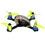LDARC FPVEGG PRO PNP FPV Racing Drone 138MM Brushless Mini Quadcopter