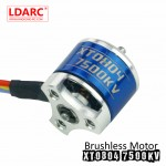 LDARC Brushless Motor for Tiny Multirotor XT0804-7500KV