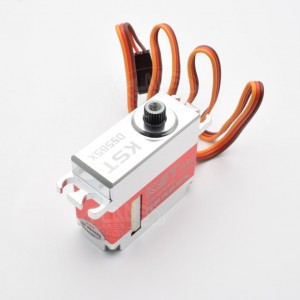 KST DS565X Mini HV Tail Servo for 450-500 Helicopters