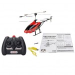 Mouldking new version metal pro RC Helicopter with Gyro RTF