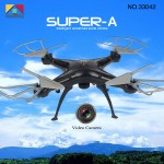 Mouldking Super -A 33042D 2MP Wifi Camera with Barometer Altitude Hold RC Drone Quadcopter