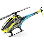 SAB Goblin Kraken 580 Yellow/Blue w. Main & Tail Blades (SG580)