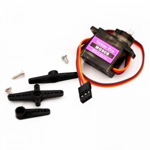 MG90S Gear Metal Servo Micro Servo For Boat Car Plane Helicopter