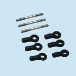 Nano CP pull rod steel wire
