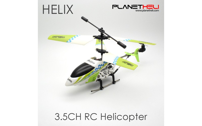 YINRUN RC Helicopter 3.5-channel metal series helicopter 21cm  length