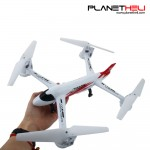 QS QS995 4CH 2.4GHz 6 Axis Gyro 360 RC Quadcopter Mode 2 RTF