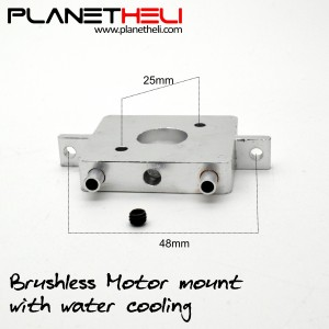 Volantex V798 Vector 80 Motor Mount with Water Cooling