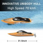 Volantex Vector SR80 PRO 80cm 70km/h Brushless High Speed ​​RC Boat - (PNP)