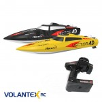 Volantexrc Vector40 V797-1 High Speed Racing 40km/h RC Boat RTR 2.4GHz