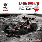 WLtoys L303 2.4GHz 2WD 1/10 45km/h Brushed Electric RTR Short-Course Vehicle RC Car