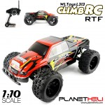 WLtoys L313 RC Cars off road 2.4GHZ 1:10 50 KM/H Special Design Electric RTR