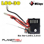 WlToys Receiver for WlToys L303,L313, L323 and other 1:10 WlToys Car Model