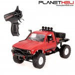 WPL WPL C-14 1/16 RTR 4WD Mini Off-road RC Semi-truck 2.4GHZ RC Toys Models