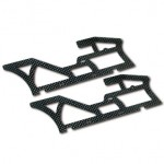 Walkera NEW V450D01 RC Helicopter Parts Carbon Lower Frame Set