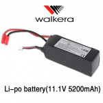Li-Po Battery (11.1V 5200mAh 20C) Walkera-Parts-QR-X350-Pro-Z-14