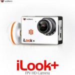 Walkera ILook+ FPV HD Camera 1920x1080P 13MP with Build-in Transmitter Wide-angle Lens Camera