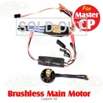 Walkera Master CP G400 RC Helicopter Parts Upgrade Brushless Kit