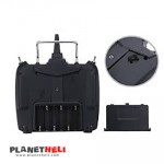 XK X6 2.4GHz 6CH Transmitter Radio System for RC Helicopter K100 K110 K120 k123 k124 K130 (Mode 2)