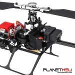 XK K130 2.4G 6CH Brushless 3D 6G System Flybarless RC Helicopter BNF Compatible For FUTABA S-FHSS