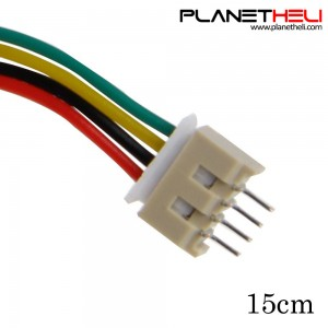 4-Pin Female Connector With Wire Male Connector 1.25mm (2 Sets)