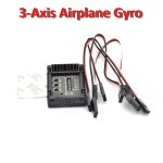 3-axis Flight Control Controller Stabilizer System Gyro for FPV RC Airplane, Fixed Wing Aircraft, Delta Wing, Gliders