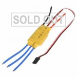 HW30A 30A Brushless Motor ESC For Airplane Quadcopter