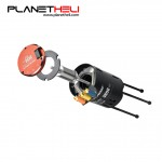 Hobbywing QUICRUN 3650 10.5T 3500Kv Sensored Brushless Motor G2 for RC Car