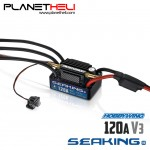 HobbyWing SeaKing 120A V3 Brushless ESC for RC Boat