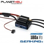 HobbyWing SeaKing 180A V3 Brushless ESC for RC Boat