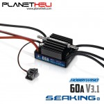 HobbyWing SeaKing 60A V3.1 Brushless ESC for RC Boat