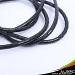 ALZRC - M4 Plastic Spiral Wrapping Band - Black