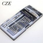 Precise Manual Tool Set Magnetic Screwdriver set Multifunction Interchange-able 54 in 1